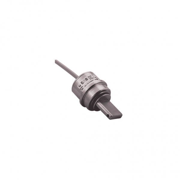 insertion mass gas flow transmitter
