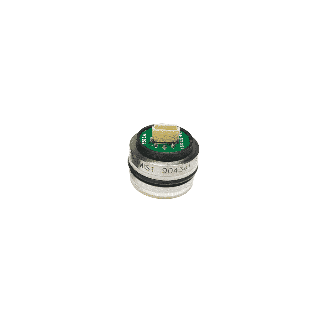 silicon capacitive pressure sensor for industrial and aerospace fields