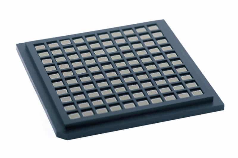 asic design sensor chip