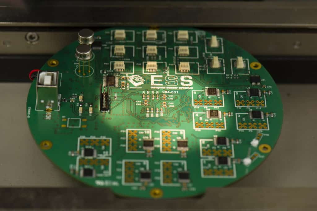 sensor chip by es systems