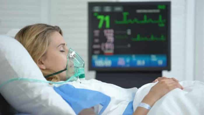 using sensors in healthcare for example in respiration devices