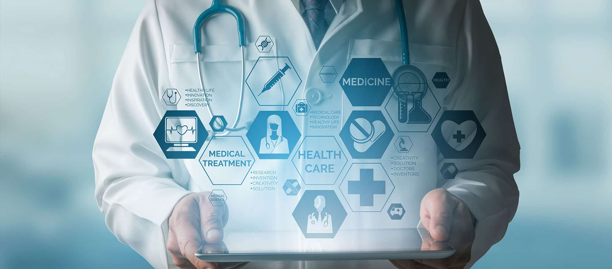 : iot applications in the medical field
