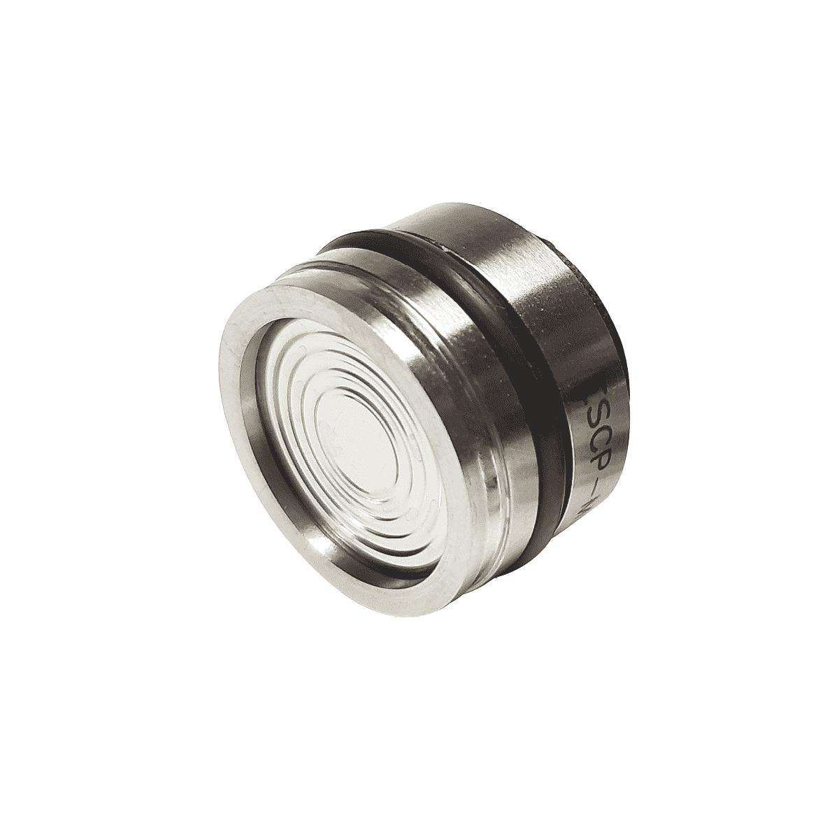silicon capacitive pressure transducer